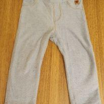 Legging jeans fake - 12 a 18 meses - Teddy Boom