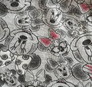 Camiseta minie - 2 anos - Renner
