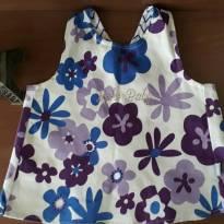 Vestido/blusinha - 9 a 12 meses - Keko Baby