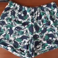 Short pijama - 6 anos - PUC
