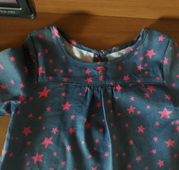 Bata/camisa - 4 anos - Hering