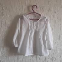 Camisa/bata - 4 anos - Hering