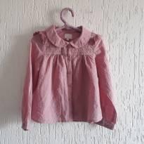 Camisa/bata - 4 anos - Tip Top