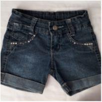 Short jeans - 6 anos - Akiyoshi
