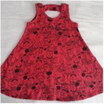Vestido - 4 anos - Brandili