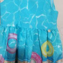 Vestido mon sucre Donuts tamanho 6 - 5 anos - Mon Sucré