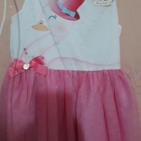 Vestido Flamingo Mon sucre - 5 anos - Mon Sucré