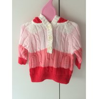 Cardigan Tommy Hilfiger - Luxoo!!! - 3 a 6 meses - Tommy Hilfiger