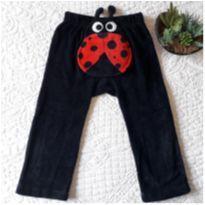 A calça queridinha das meninas! Calça detalhe joaninha - 2 anos - Nosh