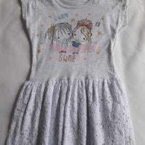 Vestido irmãs - 3 anos - marisa