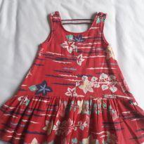 Vestido Floral Puc - 2 anos - Baby Club , PUC , marisol