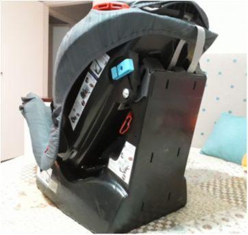 Cadeira automóvel Burigotto Matrix - Sem faixa etaria - Burigotto