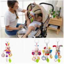 Chocalho mordedor Infantil móbile berço carrinho -  - Sem marca
