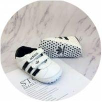 Tênis adidas Infantil menino Branco - 19 - Adidas replica