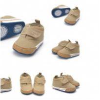 Sapatinho para bebê menino Pronta entrega - 17 - Importado