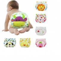 Calça para bebês menino e menina de bichinhos UNISSEX - 6 meses - Importado