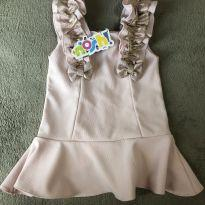 Blusa Rosa Nosh - 4 anos - Nosh