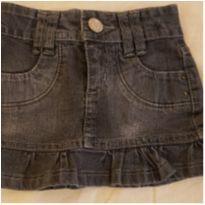 Saia jeans infantil Chicote tamanho 4 - 4 anos - Chicote