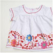 Blusa infantil Mon Sucré Floral Tam 2 - 2 anos - Mon Sucré