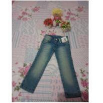 Calça jeans - 2 anos - Parizi