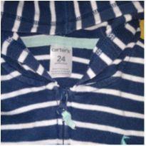 blusa de moleton. da cartes 2t - 2 anos - Carter`s