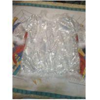blusa para fantasia - 9 anos - Sem marca