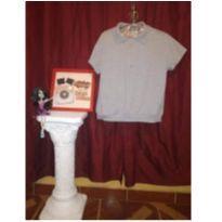 camiseta polo feminina zara 12 anos - 9 anos - Zara