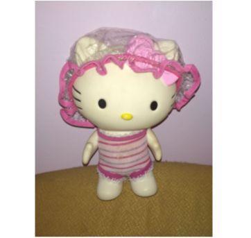 hello kitty banho tem 18cm - Sem faixa etaria - Hello  Kitty