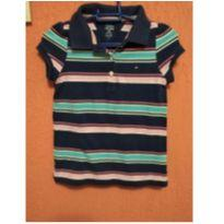 linda camisa polo tommy tam 3anos - 3 anos - Tommy Hilfiger