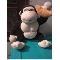 Gorila de pelucia 30 cm -  - Sem marca