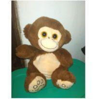 Fantoche de macaco zoiudo -  - Sem marca