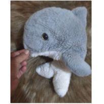 Baleia azul de pelúcia -  - Sem marca