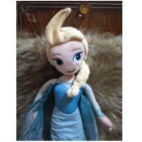 Elsa de pelucia ler descricao -  - Disney