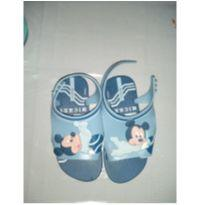 Sandália do Mickey - 23 - Grendene