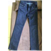 Calça jeans strech figurinha - 8 anos - Riachuelo e Figurinha