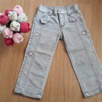 Calça Jeans batido - 2 anos - Nacional