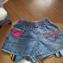 Short Jeans estilosinho