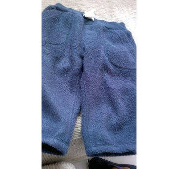 Calça azul Gap - 3 a 6 meses - Baby Gap