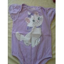 Bodie Gatinha - 6 a 9 meses - Disney baby