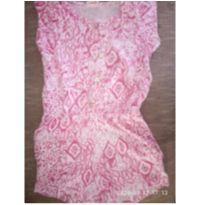 Maquinho branco e rosa