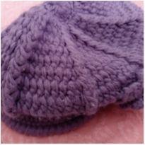 Chapéu de tricô - 3 anos - Não informada
