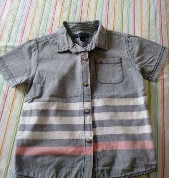 Camisa Tommy - 3 anos - Tommy Hilfiger