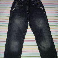 Calça jeans - 3 anos - Tip Top