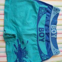 Kit cueca boxer boy - 4 anos - Sem etiqueta Importado