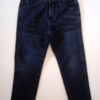 Calça jeans azul marinho - 3 anos - Tex