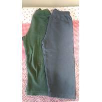 Duo de calças de moletom - 2 anos - Sem marca