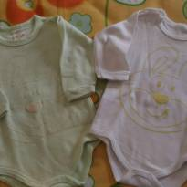 Bodys - 6 a 9 meses - Bicho Molhado