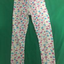Calça legging - 6 anos - Elian