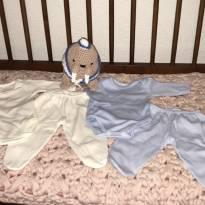 conjunto body e calça pré maturo - Prematuro - Não informada