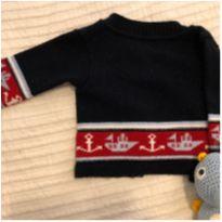 casaquinho do mar - 6 a 9 meses - Alô bebê